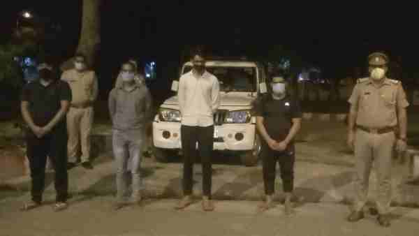 Greater Noida police busted racket 6 arrested including two women