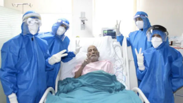 यह पढ़ें:आगरा में 97 साल के बुजुर्ग ने जीती कोरोना वायरस से जंग, डॉक्टरों ने कहा-सकारात्मक सोच ने बनाया विजयी