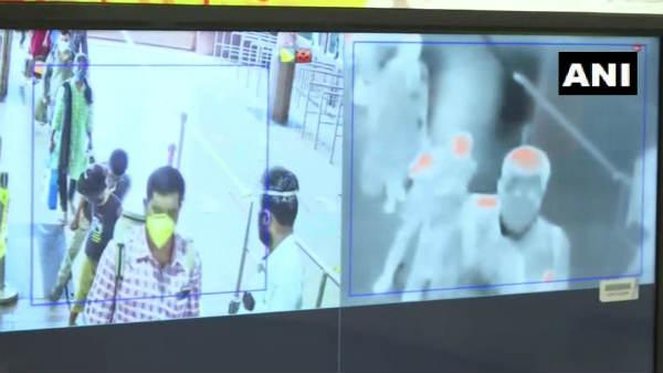 कोरोना से जंग जीतने वाले पुन्ना रेड्डी ने बनाया थर्मल इमेज स्क्रीनिंग कैमरा, एक सेकेंड में 30 लोगों को करेगा स्कैन