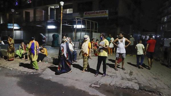 गुजरात में आज फिर आया भूकंप, राजकोट से 83KM उत्तर-पश्चिम में था केंद्र, ऐसे कांपी धरती