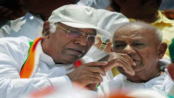 Rajya sabha elections-Congress will not take risks in Karnataka, no candidate other than Kharge