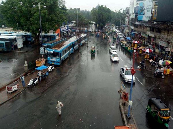 मानसून: अगले 5 दिनों तक गुजरात में बरसते रहेंगे मेघ, महाराष्ट्र-मप्र में भी भारी बारिश होगी
