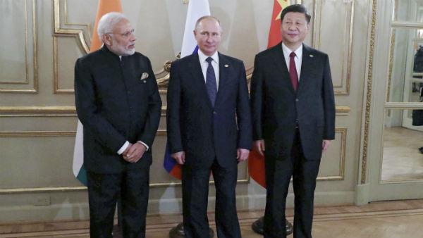 यह भी पढ़ें-G7 में भारत को शामिल करने की बात पर चीन का BP बढ़ा