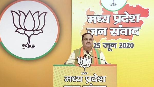 जेपी नड्डा ने कांग्रेस पर लगाए गंभीर आरोप, कहा-राजीव गांधी फाउंडेशन को चीन से मिली मोटी रकम