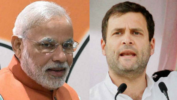 यह पढ़ें: राहुल गांधी का तगड़ा वार, बोले-'बीजेपी कहती है Make in India लेकिन करती है Buy from China'
