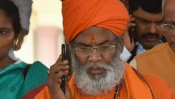 Ats arrested a man accused for threatening MP Sakshi Maharaj