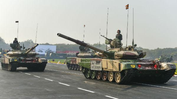 लद्दाख में चीन को जवाब देने के लिए India Army ने उतारा 'भीष्म' को