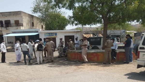 Tension after the murder of a young man in Nathara Udaipur
