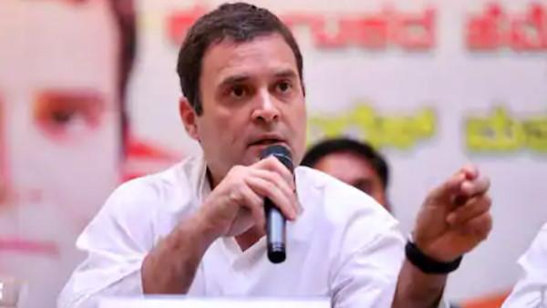 भारत-चीन सीमा विवाद: राहुल का अमित शाह पर शायराना तंज, कहा- सब को मालूम है 'सीमा' की हकीकत लेकिन दिल...