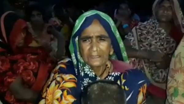 ayodhya husband and wife died duing processing of mentha oil