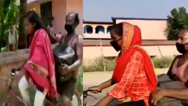 बिहारः साइकिल गर्ल ज्योति कुमारी पर बनने वाली फिल्म कानून पेंच में फंसी
