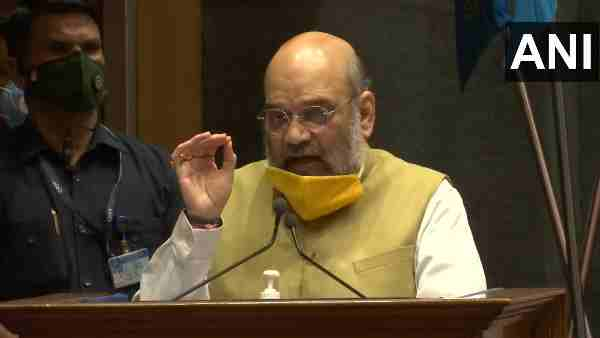 Union Home Minister Amit Shah Today, I salute these corona warriors