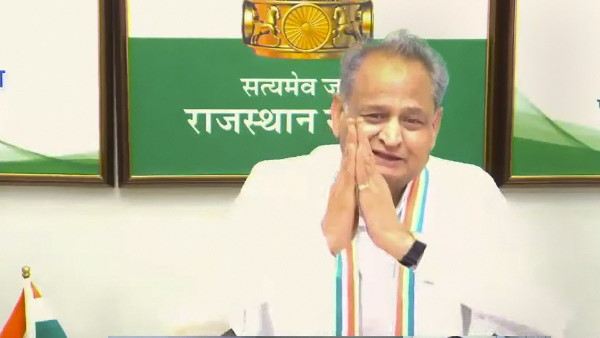 Rajasthan CM Ashok Gehlot calls a meeting of party MLAs and ministers in Jaipur tonight
