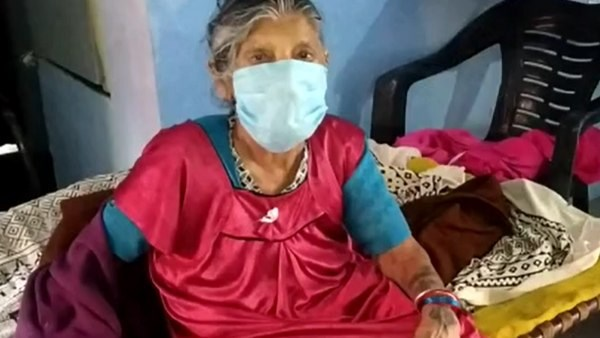 One hundred five years old woman defeated coronavirus
