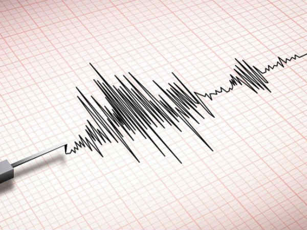 Earthquake of magnitude 4 on the Richter scale occurred 20 kms east-southeast of Diglipur, Andaman and Nicobar Islands