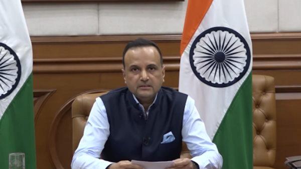 पीओके में बांध बनाने पर भारत ने जताया कड़ा एतराज, कहा- इस क्षेत्र पर पाक का अवैध कब्जा