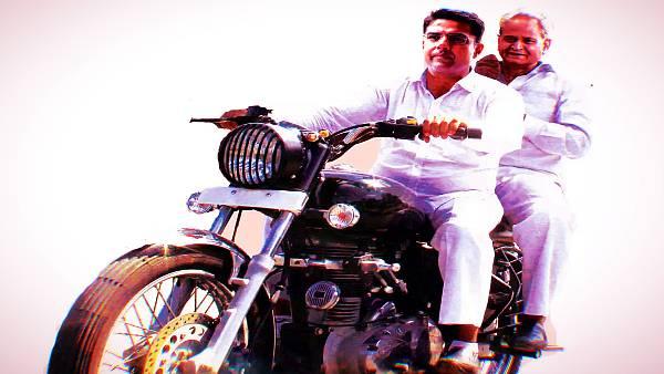 जब राजस्थान में डूब रहा था अशोक गहलोत का राजनीतिक कैरियर, तब सचिन पायलट संभाला था मोर्चा!