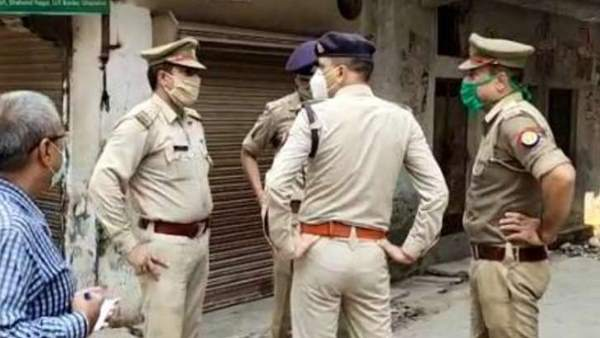 double murder of father and daughter in ghaziabad