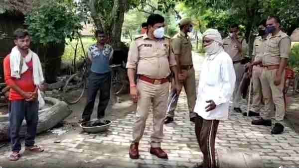 Elderly beheaded and brutally murdered In Gonda district