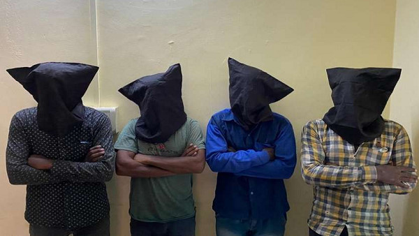 Ahmedabad LCB and SOG teams busted Dafer gang, they looted in Dress of women