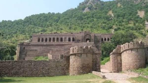 भानगढ़ का किला, राजस्थान