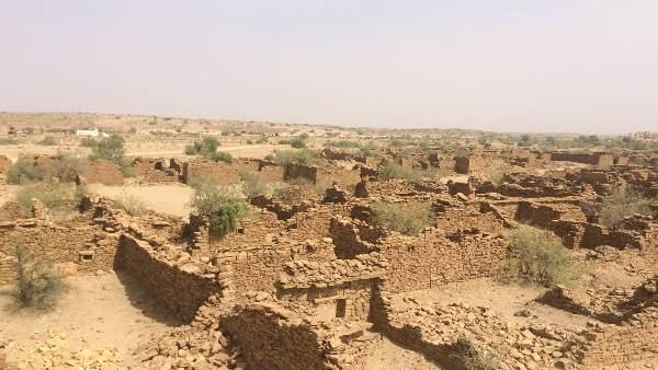 कुलधरा गांव, राजस्थान