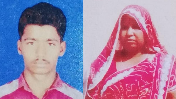 mother son died while working in farm in buntiya village of churu