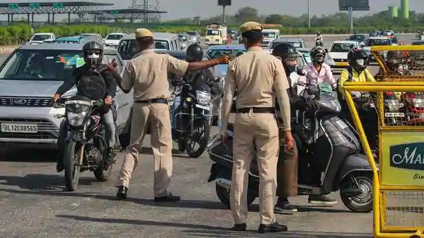 24 FIR registered and 64 people arrested for violating the lockdown curbs in noida