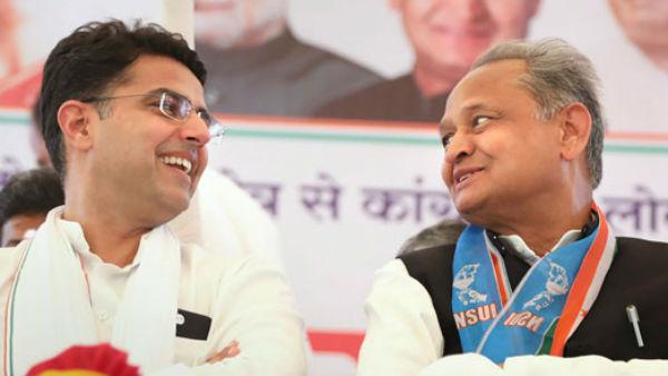 राजस्थान : अशोक गहलोत और सचिन पायलट में हुई सुलह, अजय माकन ने निभाई बड़ी भूमिका