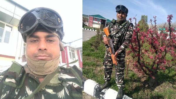 दीपचंद वर्मा : जम्मू कश्मीर में CRPF पर आतंकी हमले में सीकर का जवान शहीद, 6 माह पहले हुआ था प्रमोशन