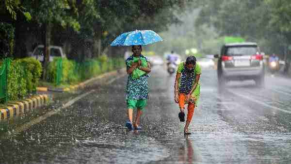 rain and lightning in many districts in next two hours
