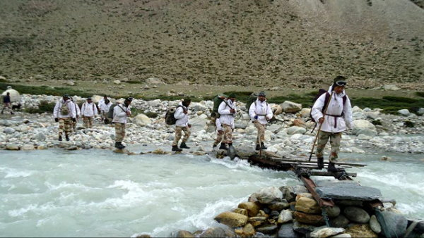 ITBP troops fought Chinese soldiers for 17-20 hours in Ladakh