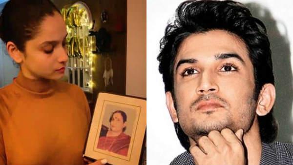 सुशांत की मां की तस्वीर शेयर कर इमोशनल हुईं अंकिता लोखंडे, लिखा कुछ ऐसा कि फैंस भी हो गए भावुक