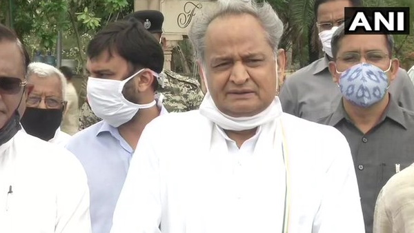 Rajasthan-MP maneuver did not work in Rajasthan opposing forces get retort: ​​CM Ashok Gehlot