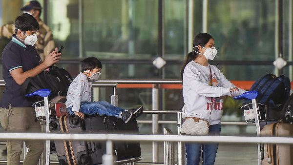DGCA asks airlines to put on no fly list those passengers who do not wear masks during flight