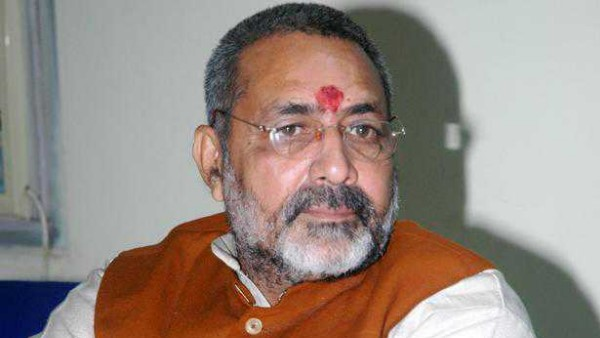 bjp minister giriraj singh statement on mahagathbandhan and chirag paswan