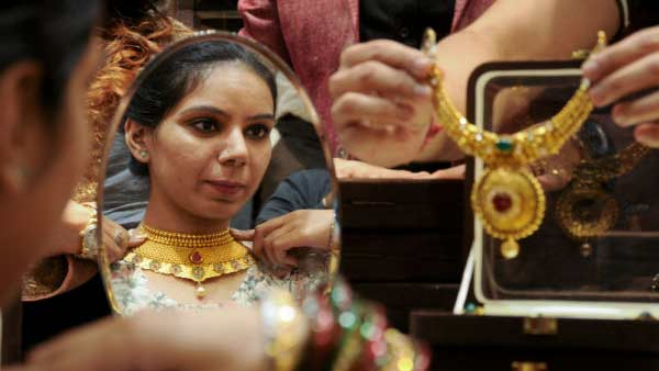 Gold prices can reach 45000 rupees