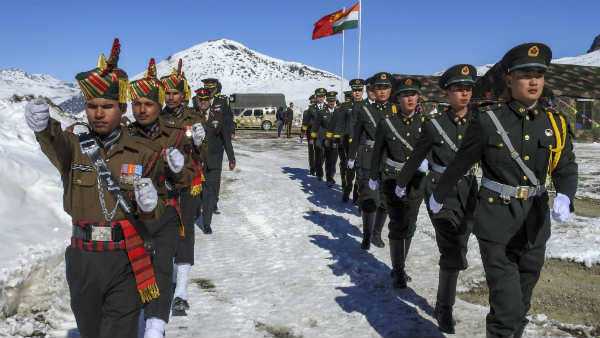 आज लद्दाख के दौलत बेग ओल्डी में भारत-चीन के बीच मेजर जनरल स्तर की वार्ता