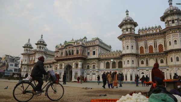 यह भी पढ़ें-नेपाल के जनकपुर में हुआ था माता सीता और श्रीराम का विवाह