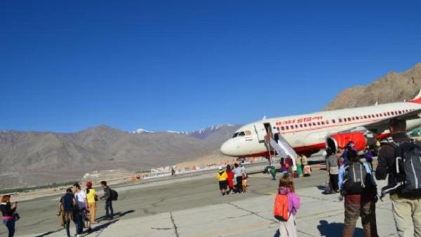 Central Industrial Security Force to take over the security of Leh airport from August 5