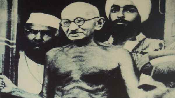 Britain is considering minting a coin to commemorate Mahatma Gandhi