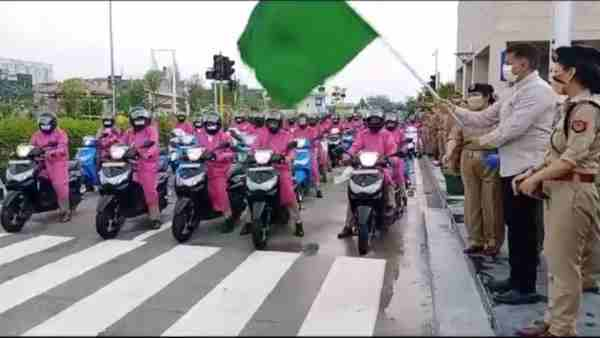New women patrolling team swayamsiddh will ensure the safety of women