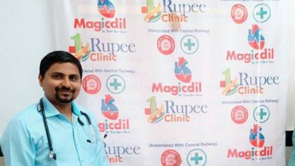 One-rupee clinic becomes hope for coronavirus patients treatment being provided free here