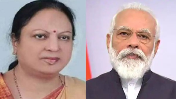 pm narendra modi express grief on up cabinet minister kamal rani varun death