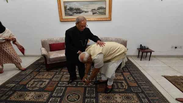 पूर्व राष्ट्रपति प्रणब मुखर्जी के निधन पर पीएम मोदी ने जताया शोक, बोले समाज के सभी वर्गों ने उनकी प्रशंसा की