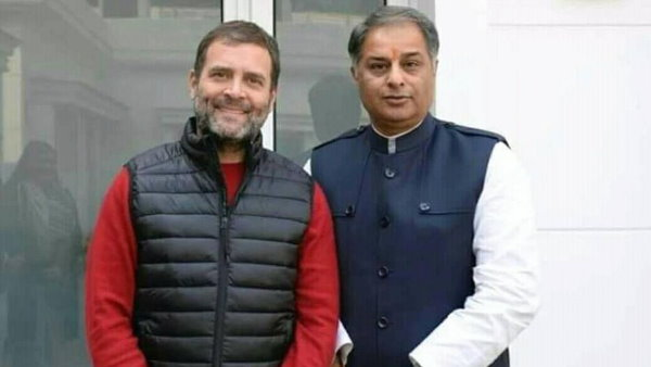 Rajiv Tyagi dies due to cardiac arrest, Rahul Gandhi says party lost babbar sher