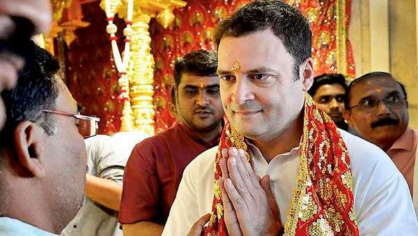 राम मंदिर पॉलिटिक्सः अगस्त में कभी भी रामलला दर्शन को अयोध्या जा सकते हैं राहुल गांधी!