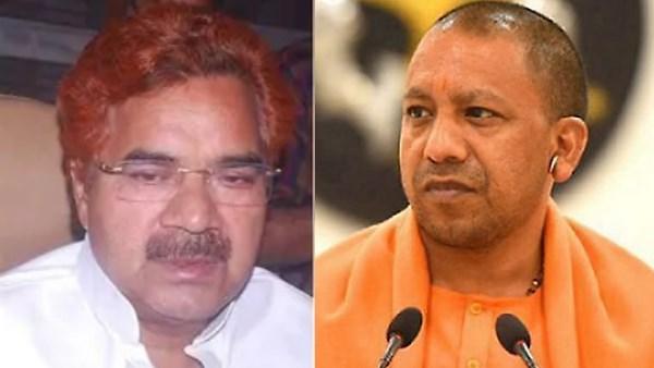 भाजपा में शामिल हो सकते हैं बसपा के कद्दावर नेता रामवीर उपाध्याय, सीएम योगी से मुलाकात के बाद बेटे चिराग ने कही ये बातें