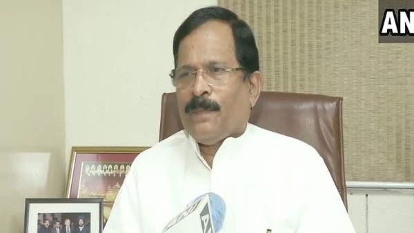 Union Minister of State for AYUSH Shripad Y Naik tested positive for Coronavirus