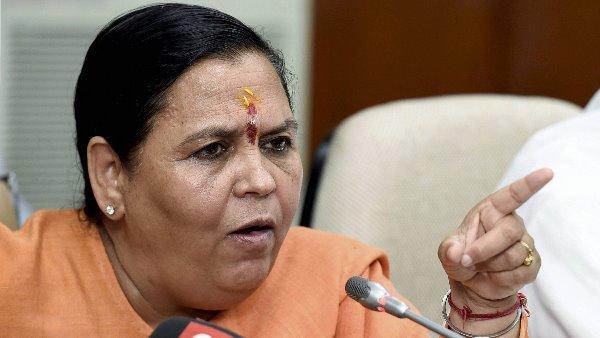 राम जन्मभूमि पूजन में शामिल नहीं होंगी उमा भारती, कहा- सूची से हटा दें मेरा नाम